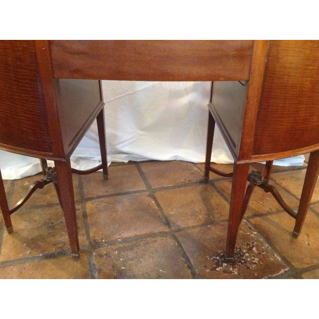 19th Century English Adam Style Vanity For Sale - Image 12 of 13