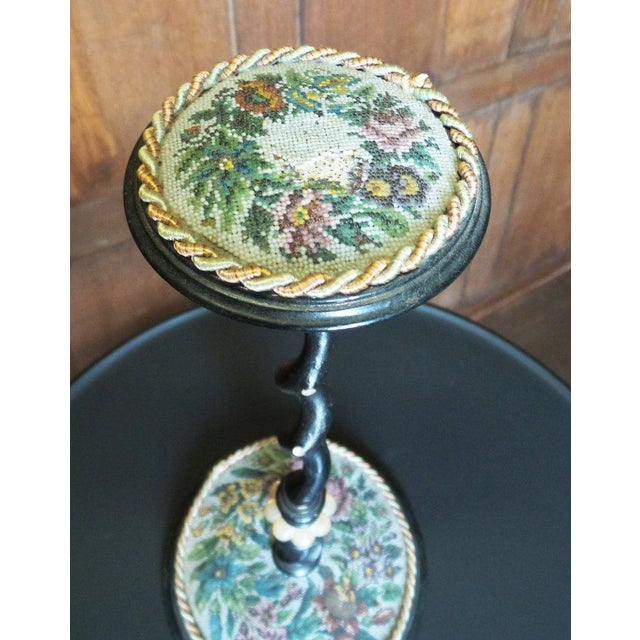 19th Century Napoleon III Period Wig Stand For Sale - Image 4 of 6