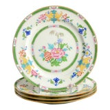 Image of Minton Dinner Plates (Pattern # B796) - Set of 4 For Sale