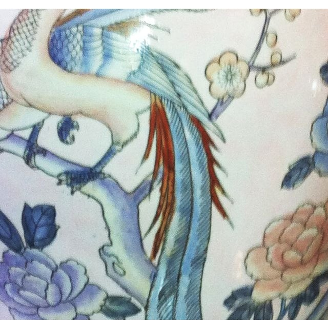 Asian Ginger Jars in Pastels - A Pair - Image 3 of 4