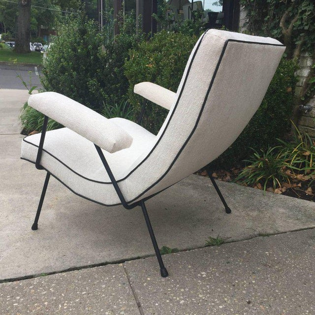 Mid-Century Modern Vintage Adrian Pearsall Lounge Chair For Sale - Image 3 of 6