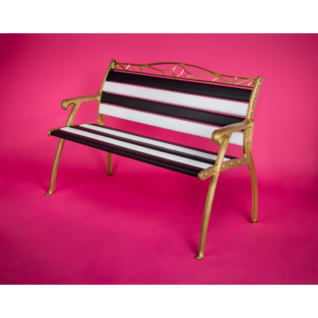 Piano Bench by Artist Troy Smith - Artist Proof - Edition of 1 - Contemporary Design Hand Made / Limited Edition / With...