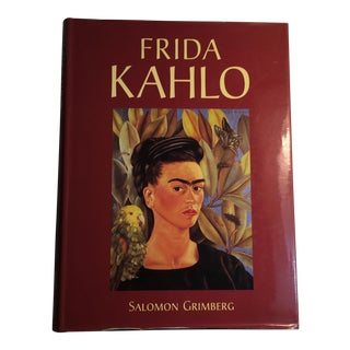 """Frida Kahlo"" Coffee Table Book"