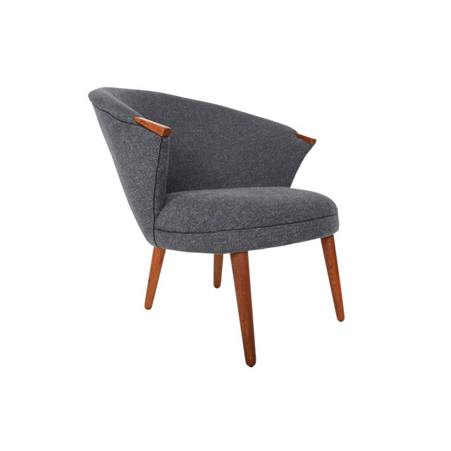 Bent Møller Jepsen Wool Lounge Chair - Image 1 of 8