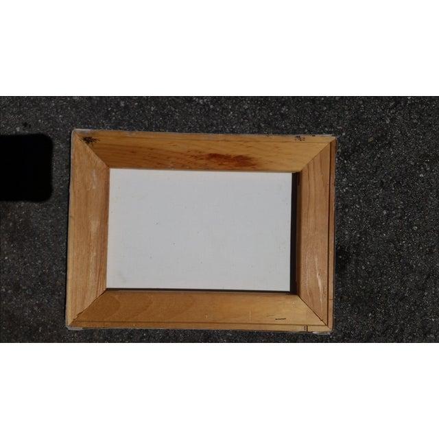 Original Shell Study on Canvas - Image 4 of 4