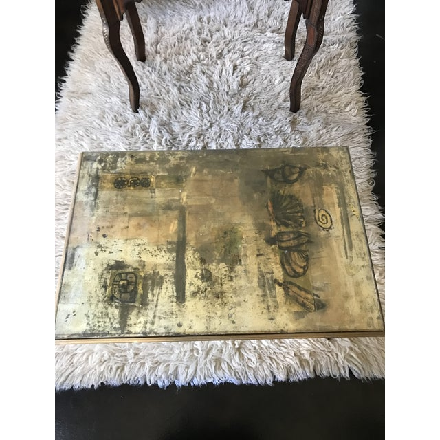 Maison Bagues Bronze Coffee Table - Image 2 of 8