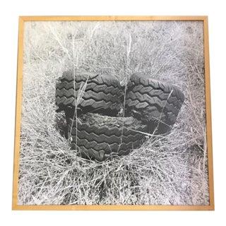 """Mickey"" Silver Print Photograph"