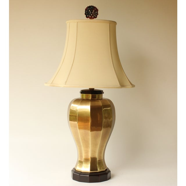 Frederick Cooper Brass Table Lamp - Image 2 of 7