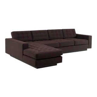 The Station Brown Sectional For Sale