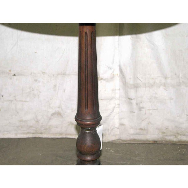 Antique Side Drink Table For Sale - Image 4 of 6