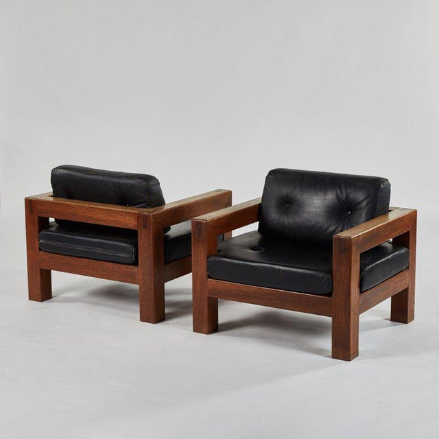 Mid-Century Modern Sofa, Chairs and Coffee Table Salon Set - 4 Pc. Set For Sale - Image 10 of 13