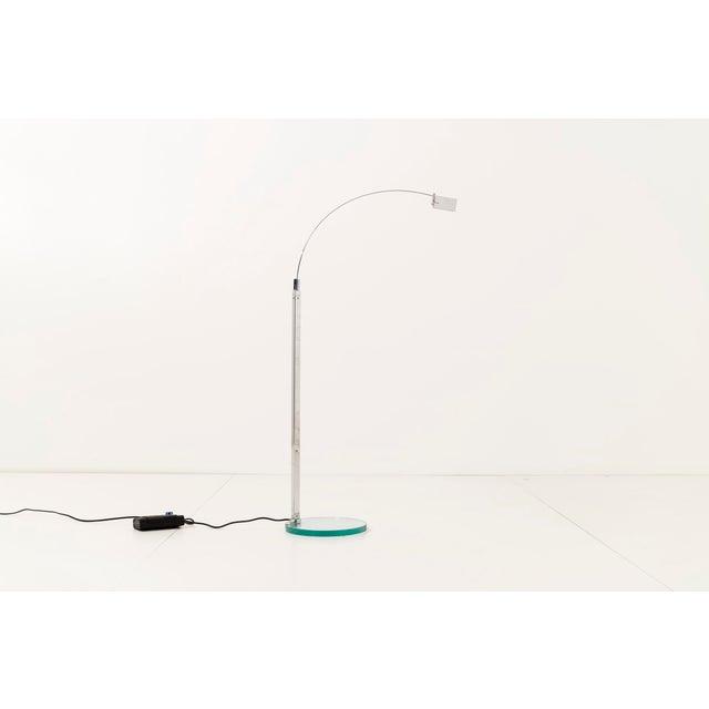"Mid-Century Modern Alvaro Siza ""Falena"" Floor Lamp For Sale - Image 3 of 6"