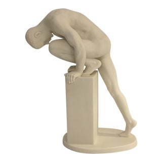 Contemporary Male Nude Sculpture For Sale