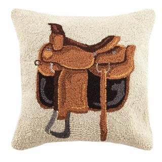 Equestrian Bag Hook Pillow For Sale