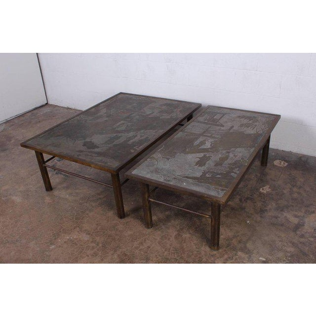 Philip and Kelvin LaVerne Chan Coffee Table For Sale - Image 10 of 11