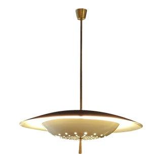 Large Italian Reflector Light For Sale