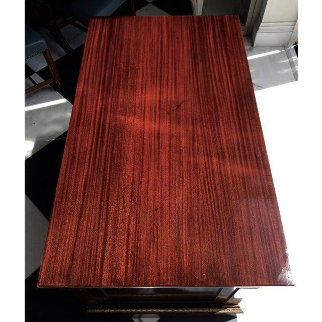 Mahogany Empire Cabinet For Sale In Boston - Image 6 of 10