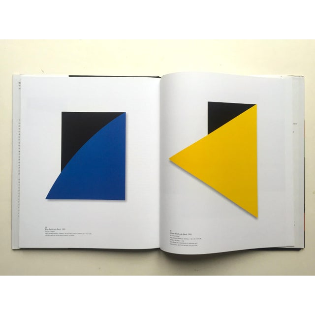 """This first edition hardcover exhibition Modern Art book with dust jacket titled """" Ellsworth Kelly in San Francisco """" is an..."""