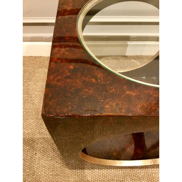 2010s Roulette Side Table For Sale - Image 5 of 7