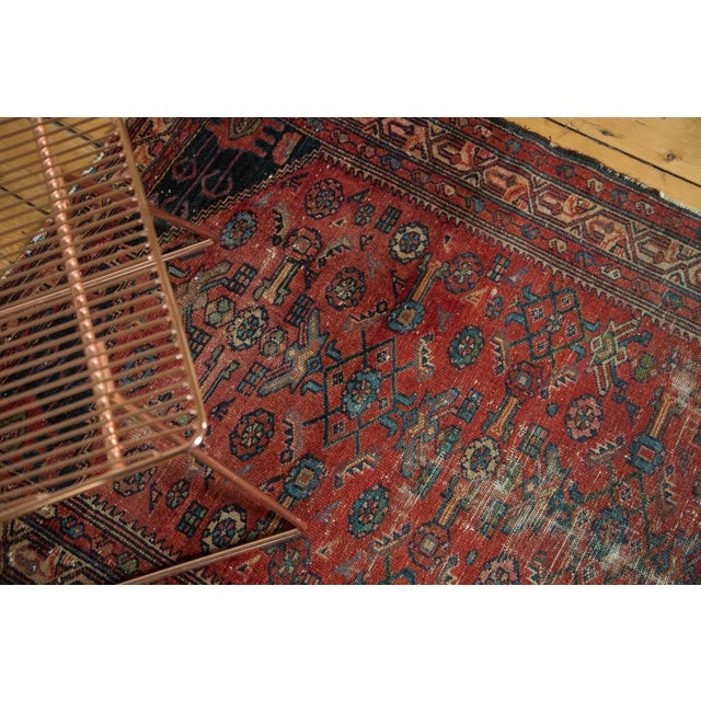 "Vintage Malaye Runner - 3'4"" X 6'9"" For Sale - Image 4 of 9"