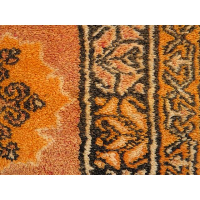 Vintage Moroccan Rug - 1′2″ × 3′4″ For Sale - Image 4 of 8