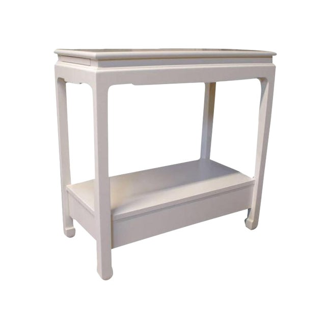 Customizable Hartman Pull-Out Console Nightstand For Sale