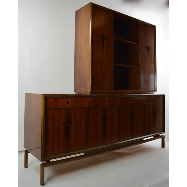 Edmund Spence Credenza Breakfront For Sale In New York - Image 6 of 9