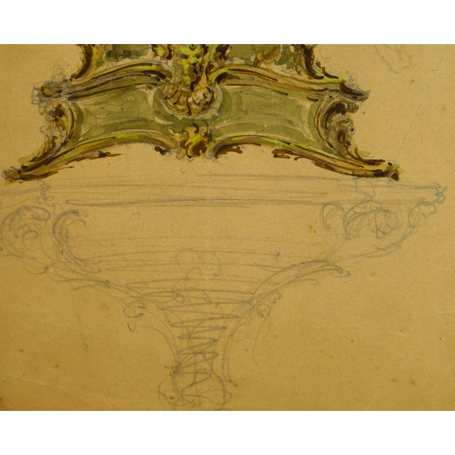 Traditional Mantel Clock For Sale - Image 3 of 5