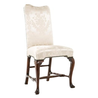 George I Period Walnut Side Chair For Sale