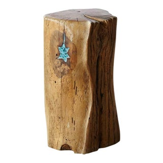 Hanni Dietrich, Stool Stern (Star) For Sale
