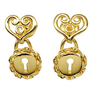 Door-Knockers and Heart Lockers by Givenchy For Sale