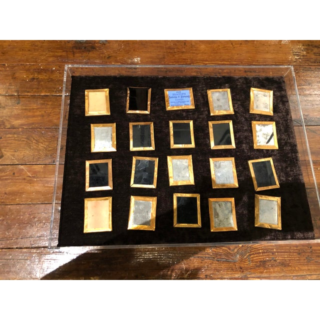 Photography Collection of School Children and Teacher Portraits Circa 1870 in Acrylic Case - Set of 20 For Sale - Image 7 of 13