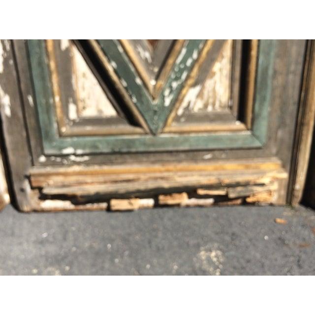 1820's French Double Door Screen - Image 3 of 8