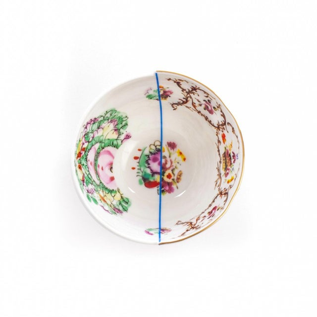 Seletti Seletti, Hybrid Irene Small Bowl, Ctrlzak, 2011/2016 For Sale - Image 4 of 5