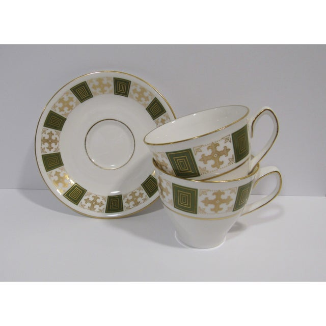 Ceramic Spode Dishes Set For Sale - Image 7 of 9