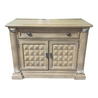 Drexel Heritage Corbel Collection Cabinet For Sale