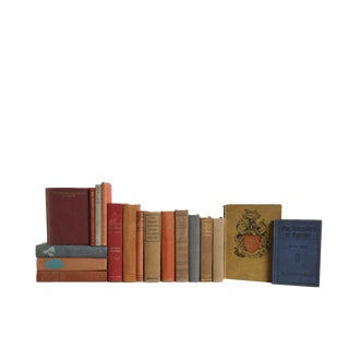 Vintage British Life - Set of Eighteen Decorative Books For Sale
