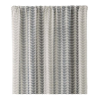 Carmelo Patterned Curtain Panel - Set of 2 For Sale