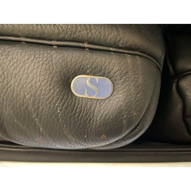 De Sede Leather Sofa For Sale - Image 11 of 12