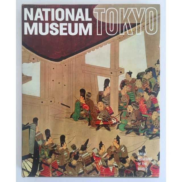 """"""" National Museum Tokyo """" Vintage 1968 Rare Collector Hardcover Art Book For Sale - Image 11 of 11"""