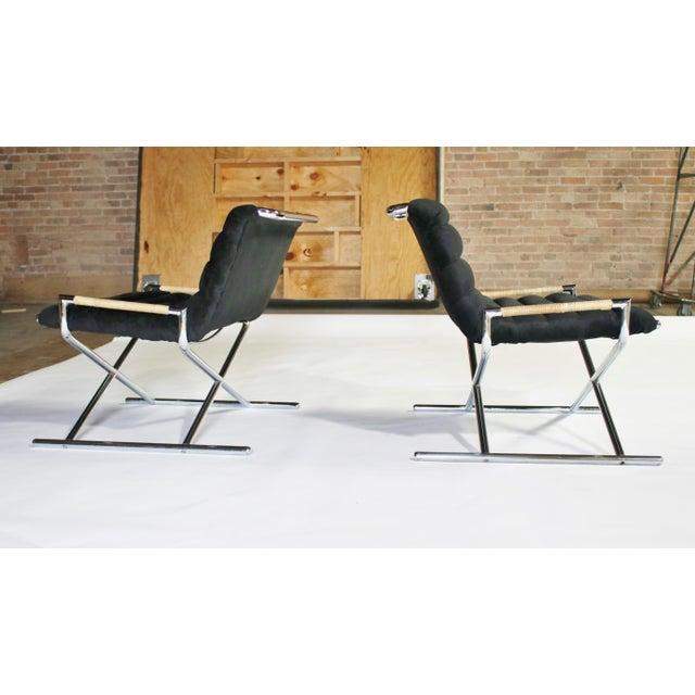 Astonishing Ward Bennett Brickell Sled Chairs Dailytribune Chair Design For Home Dailytribuneorg