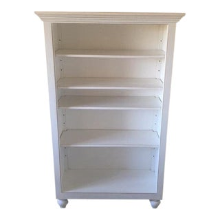 Mill Valley Baby & Kids Company White Bookcase For Sale