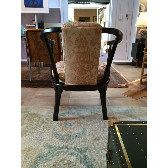 Heritage Chinoiserie Accent Chair - Image 5 of 10