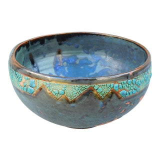 """Overbrook"" Ceramic Bowl by Andrew Wilder For Sale"