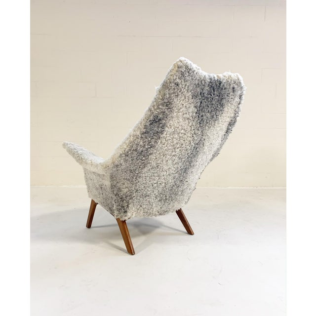 This one-of-a-kind Adrian Pearsall lounge chair is the ultimate for kicking your feet up and relaxing. We completely...