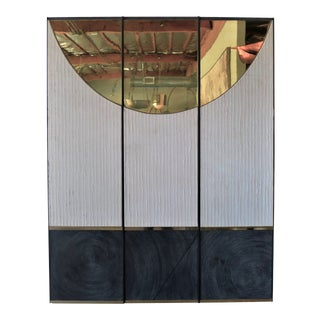 Textured Wall Art Triptych by Paul Marra - 3 Panels For Sale