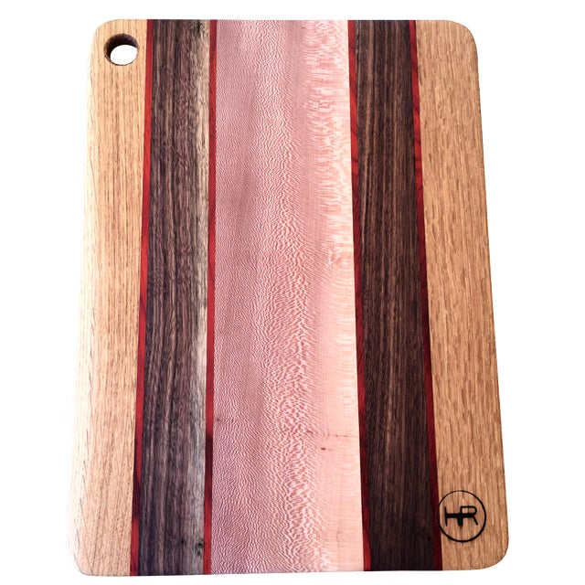 Hardwood Cutting Board - Image 1 of 5