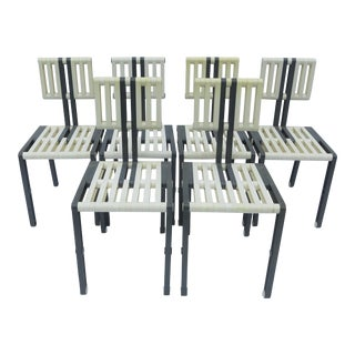 Vintage Italian Chairs - Set of 6