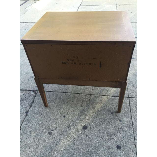 Mid-Century Lane Rhythm End Table Nightstand - Image 10 of 10