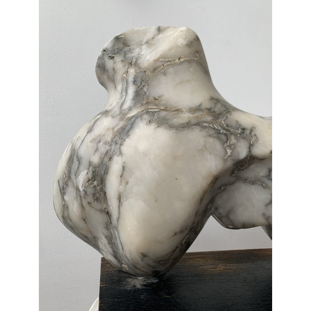Fernando Botero Vintage Abstract Marble Sculpture For Sale - Image 4 of 13
